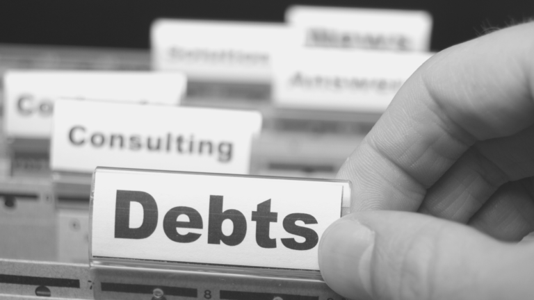 Writing off Debt: the effect on your business and bottomline